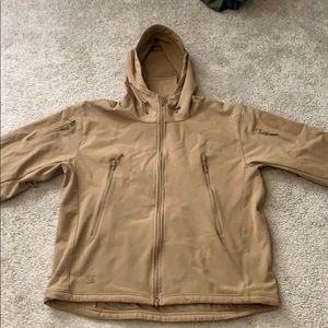 Men's Size Large Military Range Jacket